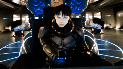 'Valerian and the City of a Thousand Planets' - New Image Released at Comic-Con