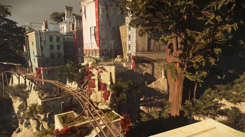 A screenshot of Dishonored 2.