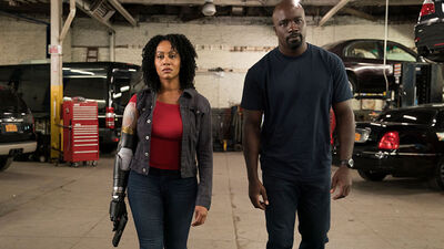 Why We're Loving Misty Knight's Bionic Arm in 'Luke Cage' Season 2