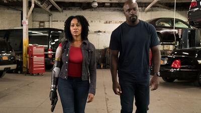 Why We're Loving Misty Knight's Bionic Arm in 'Luke Cage' Season 2