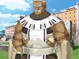 Samson of the War Hammer