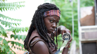 What Makes Michonne a Fan Favorite on 'The Walking Dead'?