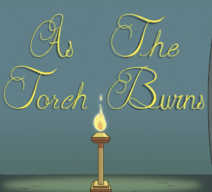 As the Torch Burns - title card