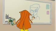 Reggie's Drawings - Violence Joe