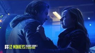 Exclusif ! 12 Monkeys saison 3 - Teaser-0