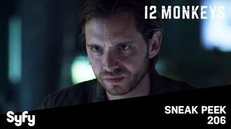 12 MONKEYS SUR SYFY - SNEAK PEEK ÉPISODE 206