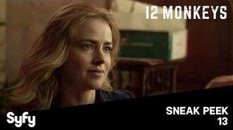 12 MONKEYS SUR SYFY - SNEAK PEEK ÉPISODE 213