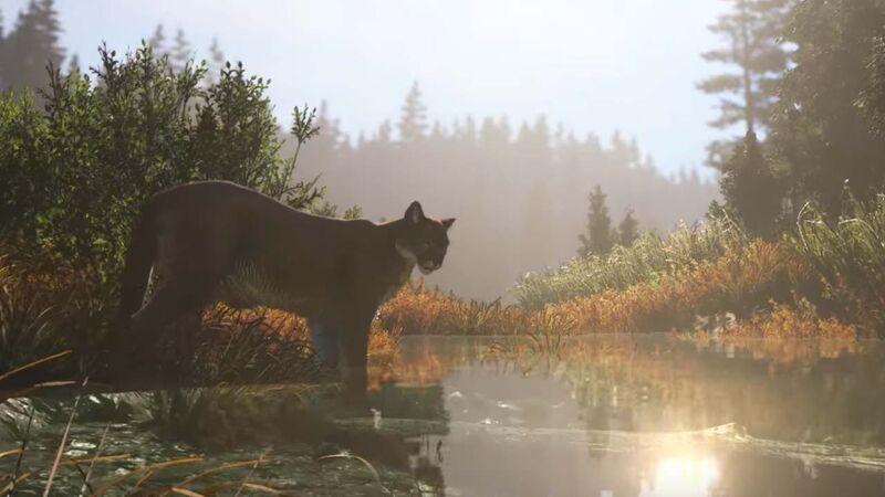 Far Cry 5 animals bobcat lynx