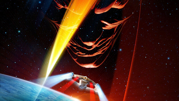 star trek look back insurrection enterprise-e poster