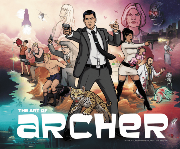 artof-archer-season-8-book