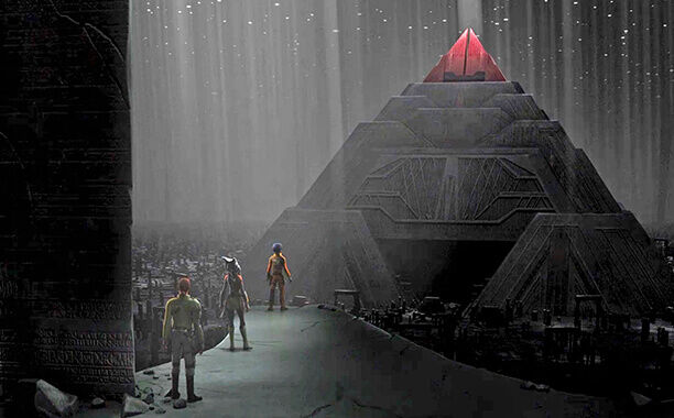 Dark Temple Star Wars Rebels