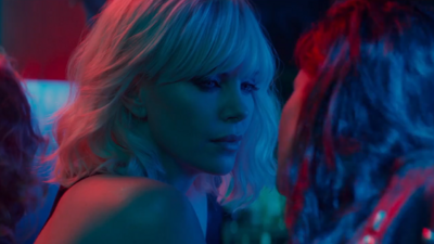 Red-Band 'Atomic Blonde' Trailer Is A Violent Delight