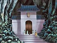 Chizu Palace entrance