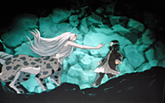 Sanshi stoping Taiki