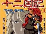 Twelve Kingdoms Ani-Manga Series