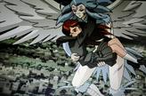 Kaiko taking Youko