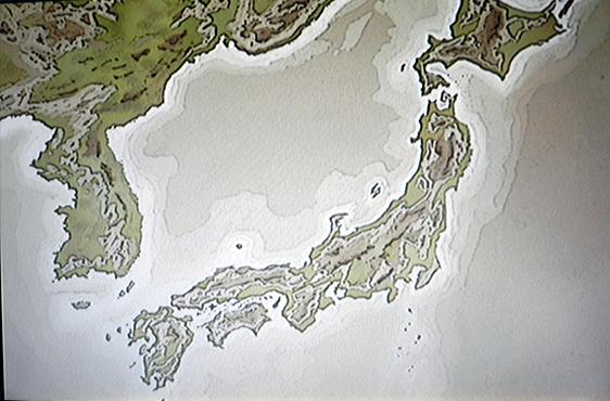 Image Wa Japan Mappng The Twelve Kingdoms Wiki FANDOM - Japan map 5