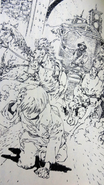 Shinchosha edition artwork Shadow 5