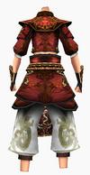 Guanyin-holy armor-female-back