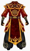 Guanyin-dragon sky armor-male