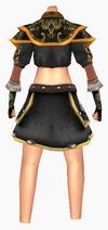 Guanyin-invincible hero armor-female-back