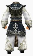 Guanyin-armor of 1000 battles-male-back