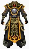 Guanyin-invincible hero armor-male
