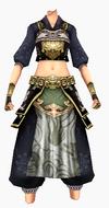Guanyin-pure robe-female