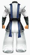 Guanyin-genesis robe-male-back
