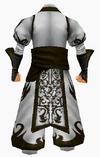 Guanyin-heavely earth robe -male-back