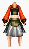 Guanyin-earth dragon armor-female