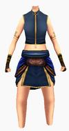 Guanyin-silk robe-female