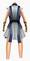 Guanyin-genesis robe-female-back