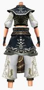 Guanyin-armor of 1000 battles-female-back