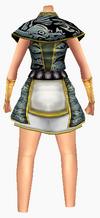 Guanyin-loyalty robe-female-back