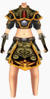 Guanyin-invincible hero armor-female