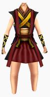 Guanyin-dark cloud robe robe-female