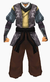 Guanyin-purple cloud robe-male