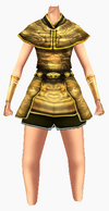 Guanyin-gold dragon robe-female