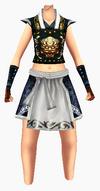 Guanyin-majestic robe-female