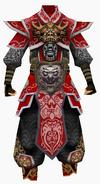 Guanyin-war god armor-male