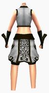 Guanyin-heavely earth robe -female-back