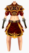 Guanyin-dragon sky armor-female
