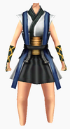 Guanyin-genesis robe-female