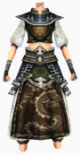 Guanyin-armor of 1000 battles-female