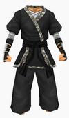 Guanyin-dark breeze robe-male