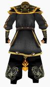 Guanyin-invincible hero armor-male-back