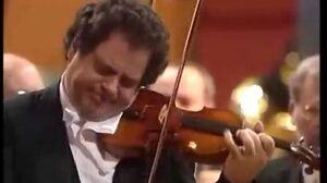 贝多芬D大调小提琴协奏曲 小提琴独奏 帕尔曼,指挥 巴伦勃依姆