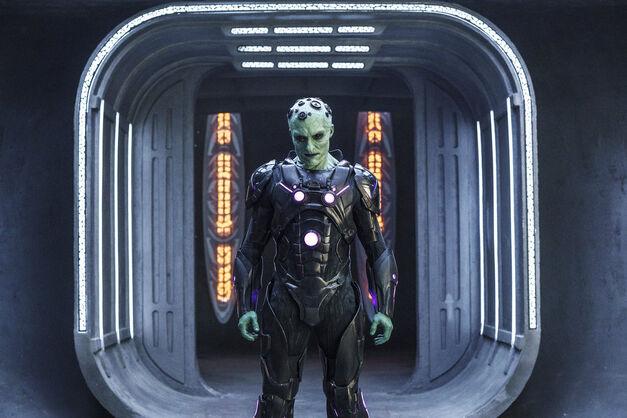 Krypton Season Finale Brainiac
