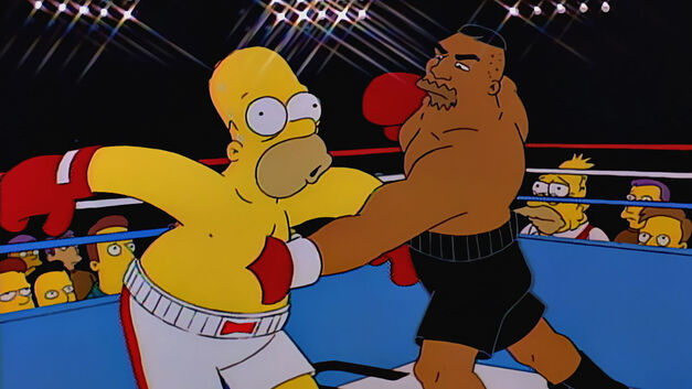 homer-simpson-vs-drederick-tatum-the-simpsons
